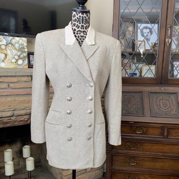 Authentic Vintage Christian Dior Blazer